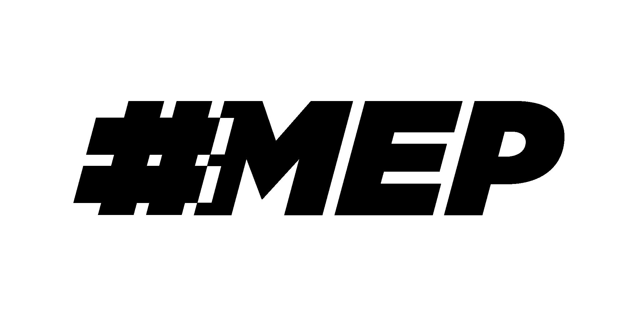 Logo MEP - Negro