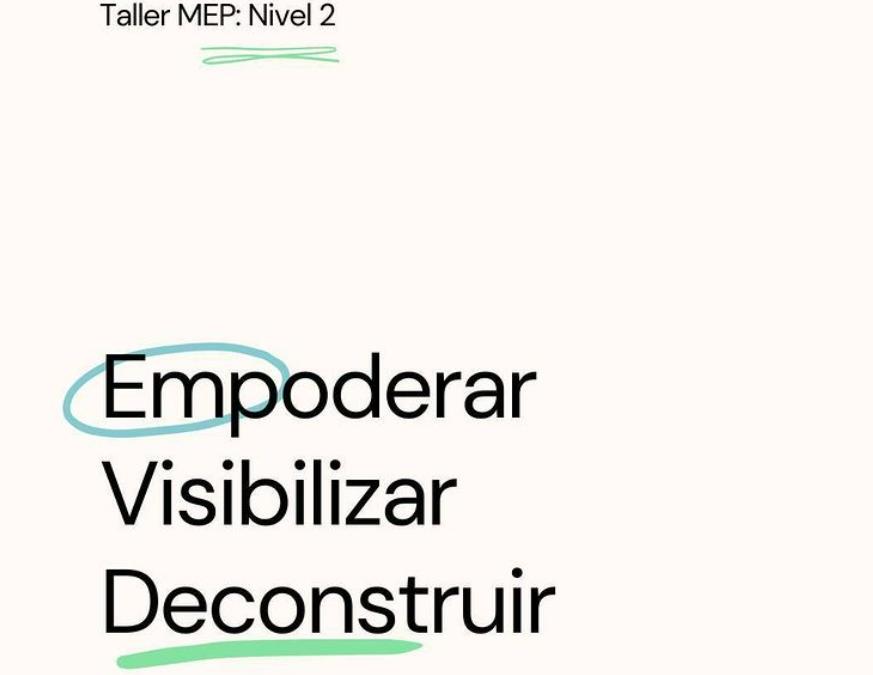 Taller de Marcas y Género Nivel 2: Análisis en acción.